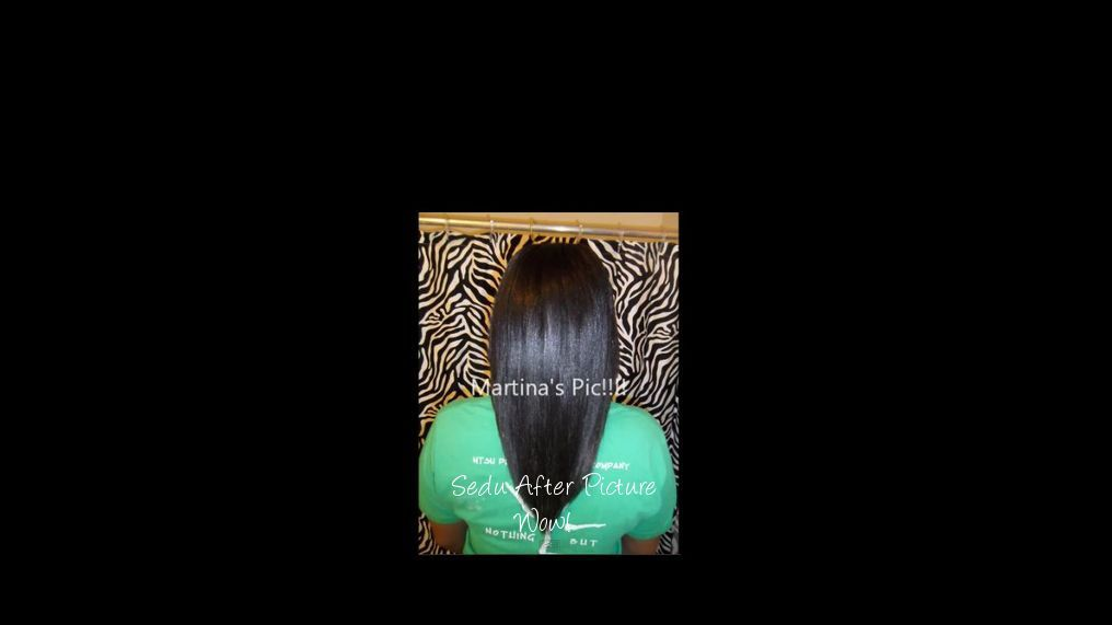 Sedu After Picture ⋆ Top Rated Flat Iron Reviews